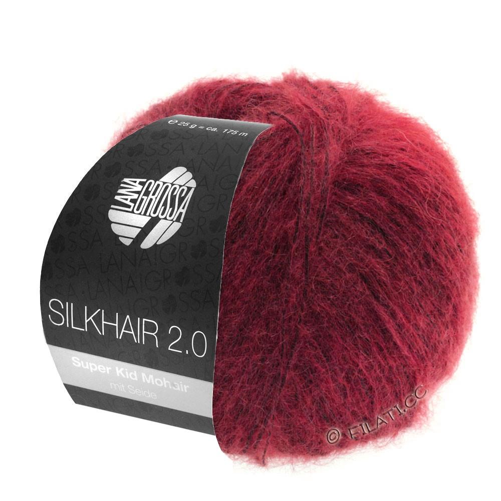 Lana Grossa SILKHAIR 2.0 | 07-rood