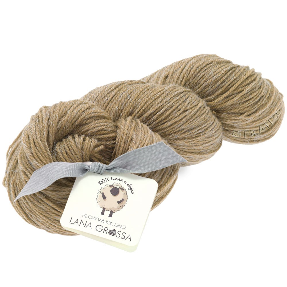 Lana Grossa SLOW WOOL LINO