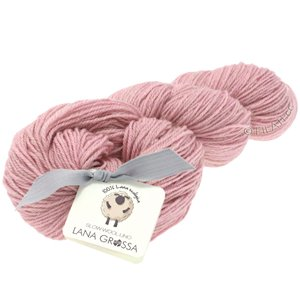 Lana Grossa SLOW WOOL LINO | 16-rose