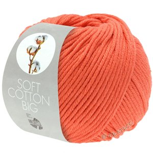 Lana Grossa SOFT COTTON Big | 07-pompoen