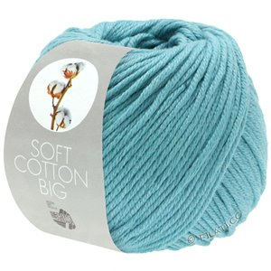 Lana Grossa SOFT COTTON Big | 14-turkoois groen
