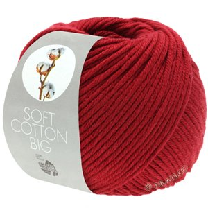 Lana Grossa SOFT COTTON Big | 20-donker rood