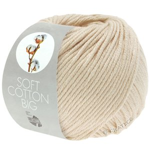 Lana Grossa SOFT COTTON Big | 22-beige