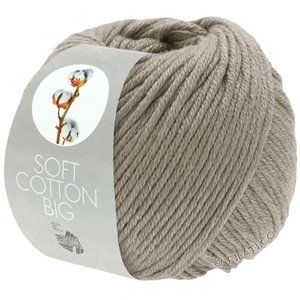 Lana Grossa SOFT COTTON Big | 23-taupe