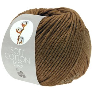 Lana Grossa SOFT COTTON Big | 31-nootbruin