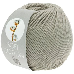 Lana Grossa SOFT COTTON | 04-grijs beige