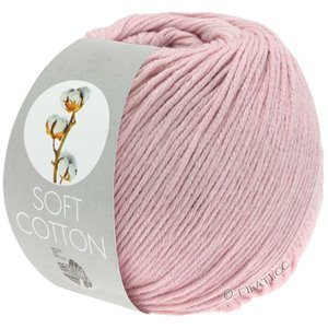Lana Grossa SOFT COTTON | 06-rose