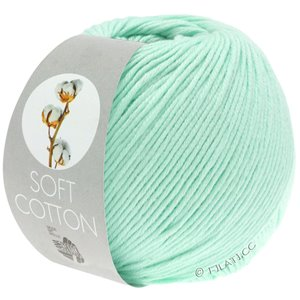Lana Grossa SOFT COTTON | 09-lichtturkoois