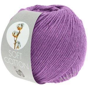 Lana Grossa SOFT COTTON | 15-violet