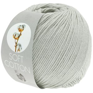 Lana Grossa SOFT COTTON | 18-licht grijs