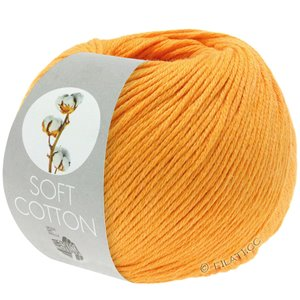 Lana Grossa SOFT COTTON | 19-oranje