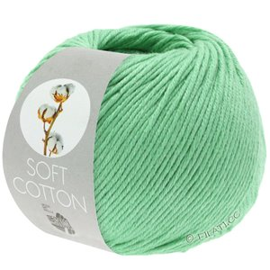 Lana Grossa SOFT COTTON | 23-licht groen