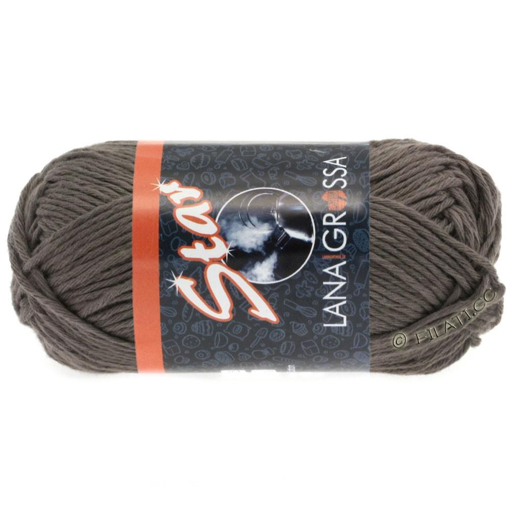 Lana Grossa STAR   47-grijs bruin