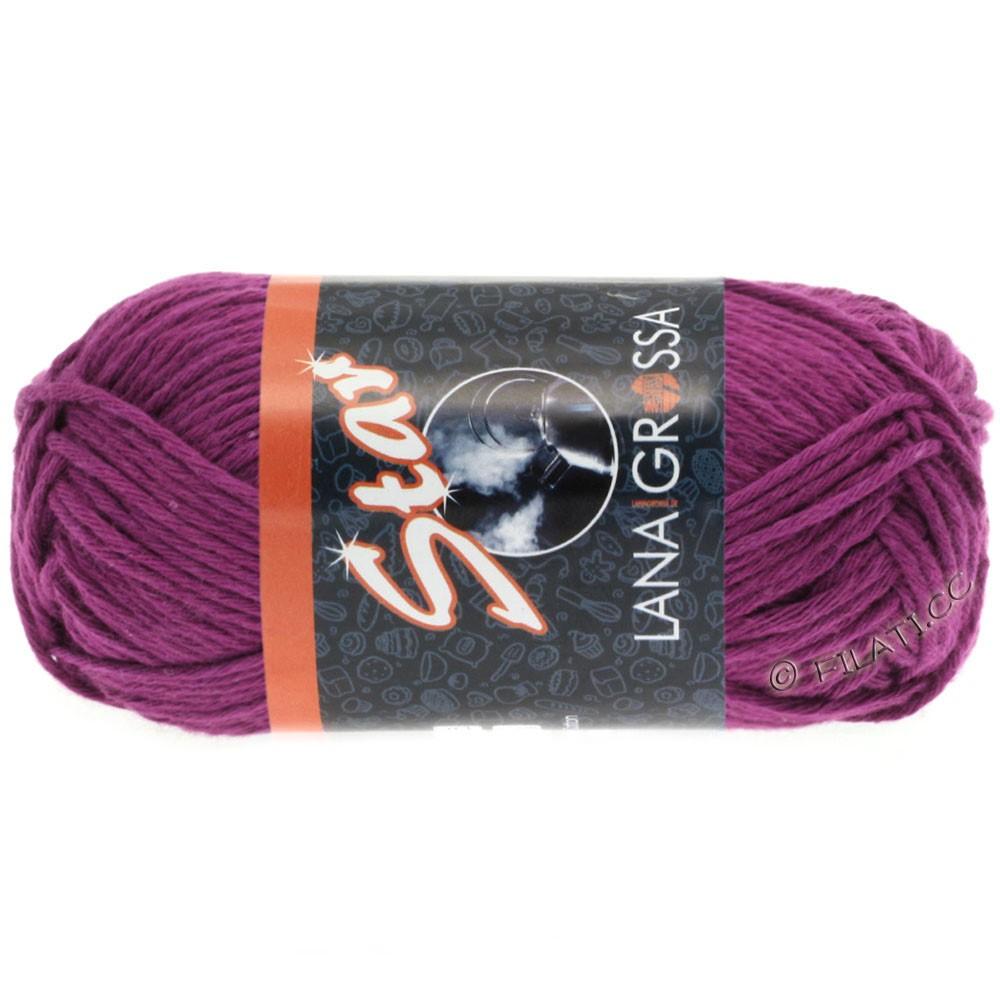 Lana Grossa STAR   49-donker violet