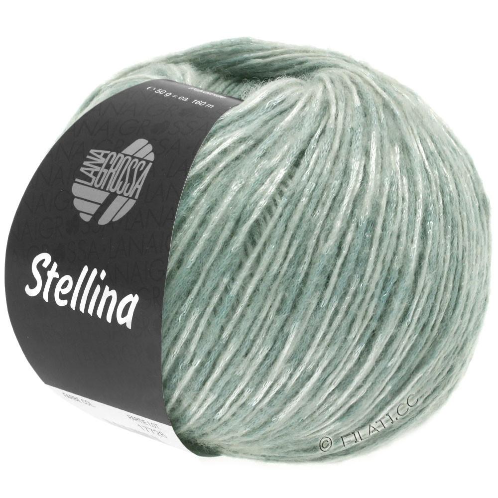 Lana Grossa STELLINA | 01-licht grijs/zilver