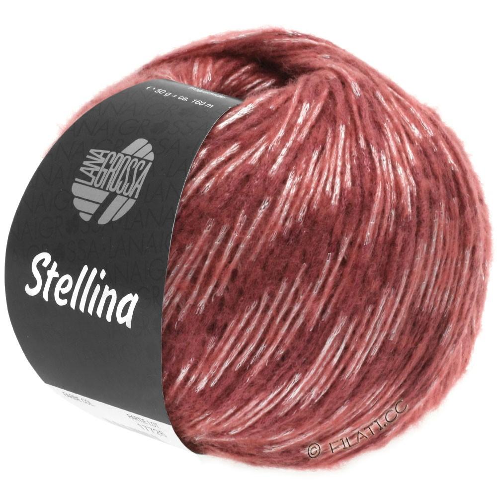 Lana Grossa STELLINA | 03-roodbruin/terracotta