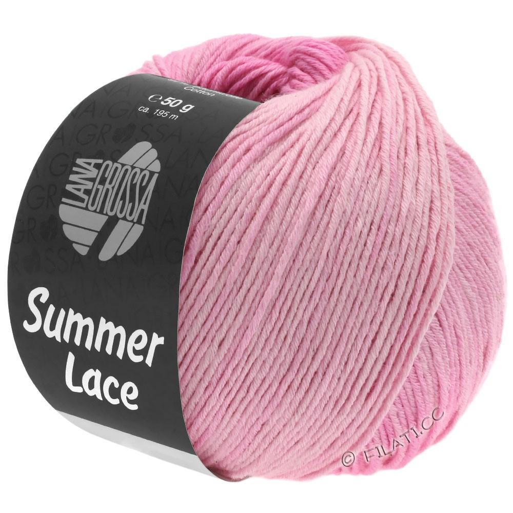 Lana Grossa SUMMER LACE DEGRADÉ | 101-poeder/zachtroze /rose/felroze