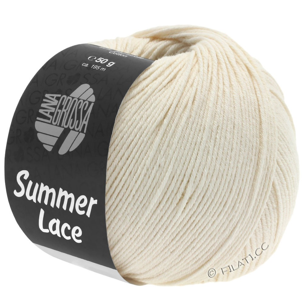 Lana Grossa SUMMER LACE | 02-room