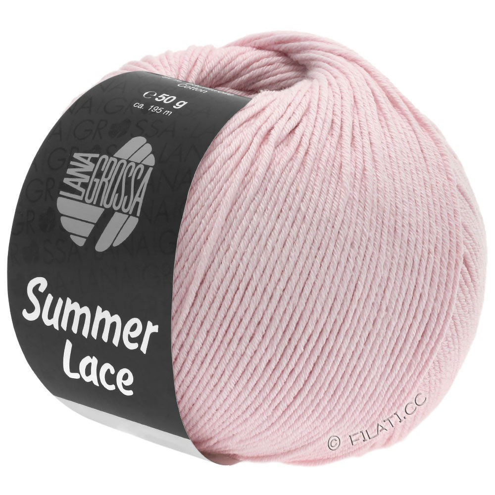 Lana Grossa SUMMER LACE | 03-rose