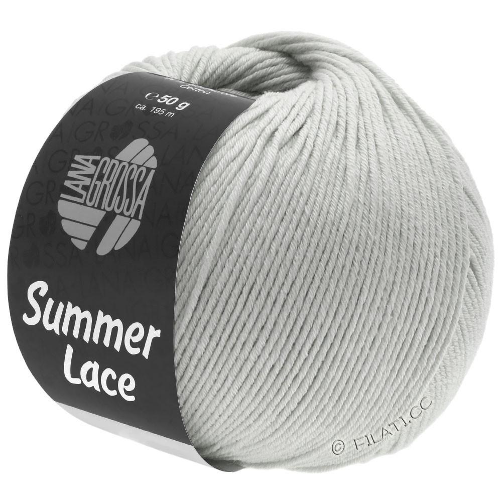 Lana Grossa SUMMER LACE | 07-zachtgrijs