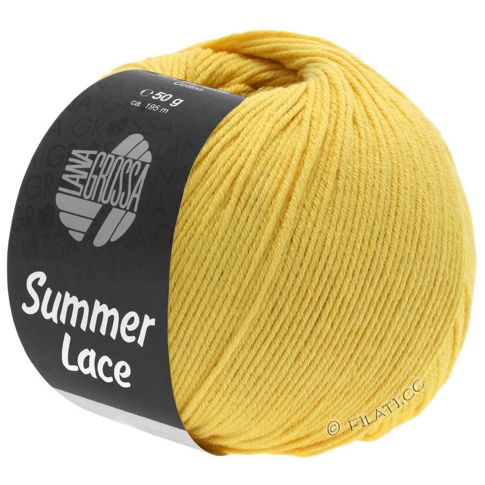 Lana Grossa SUMMER LACE | 09-geel