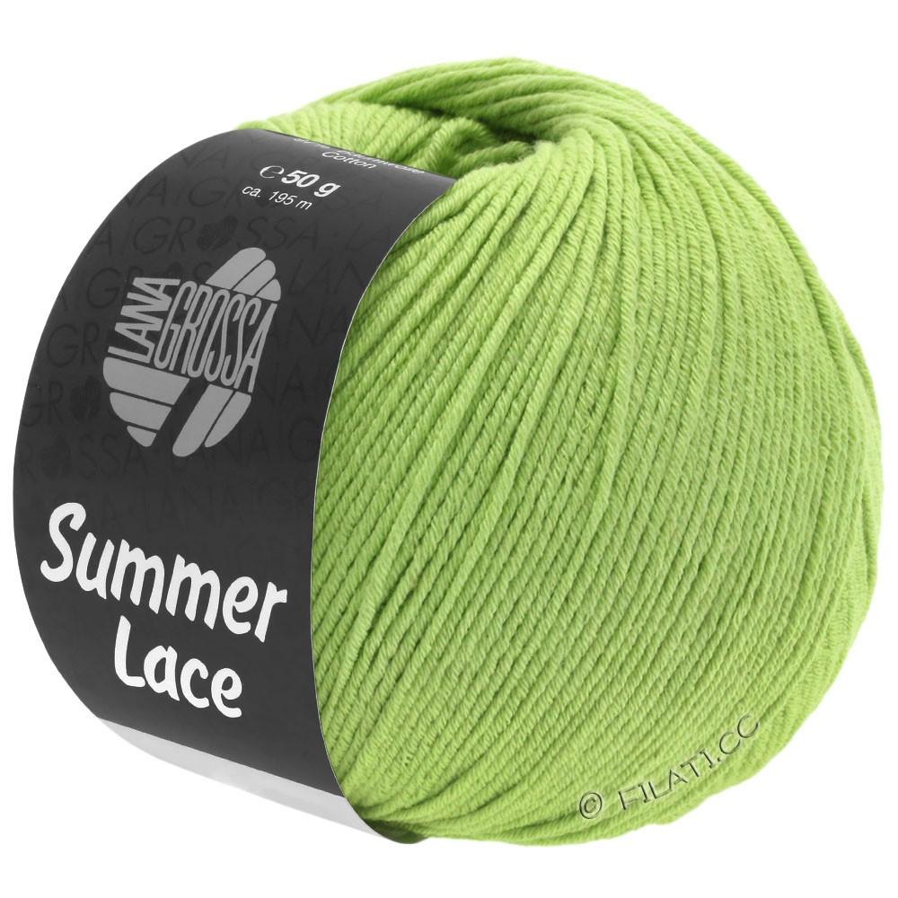 Lana Grossa SUMMER LACE | 10-licht groen