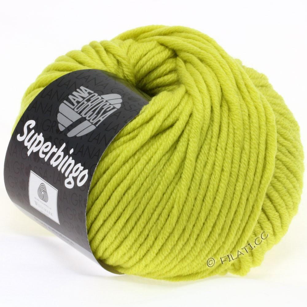 Lana Grossa SUPERBINGO | 030-geelgroen