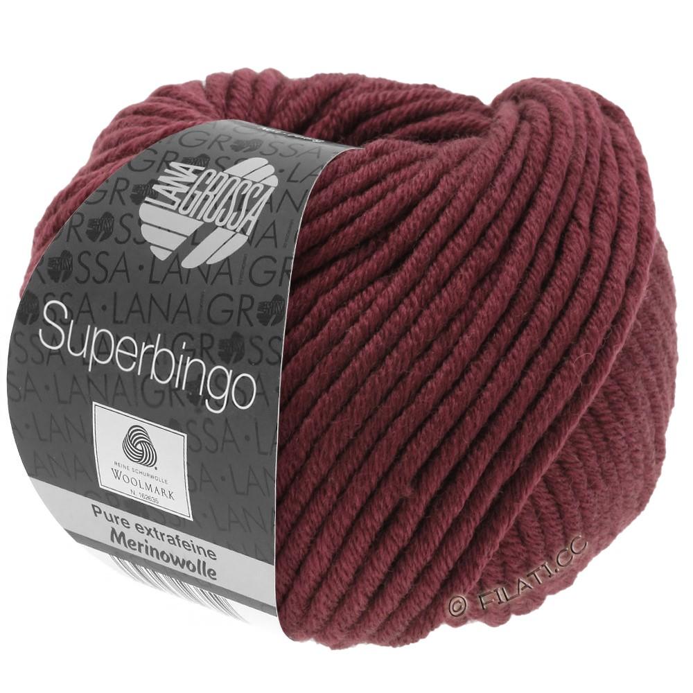 Lana Grossa SUPERBINGO | 038-bourgondisch