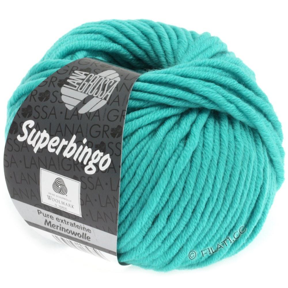 Lana Grossa SUPERBINGO | 056-lichtturkoois