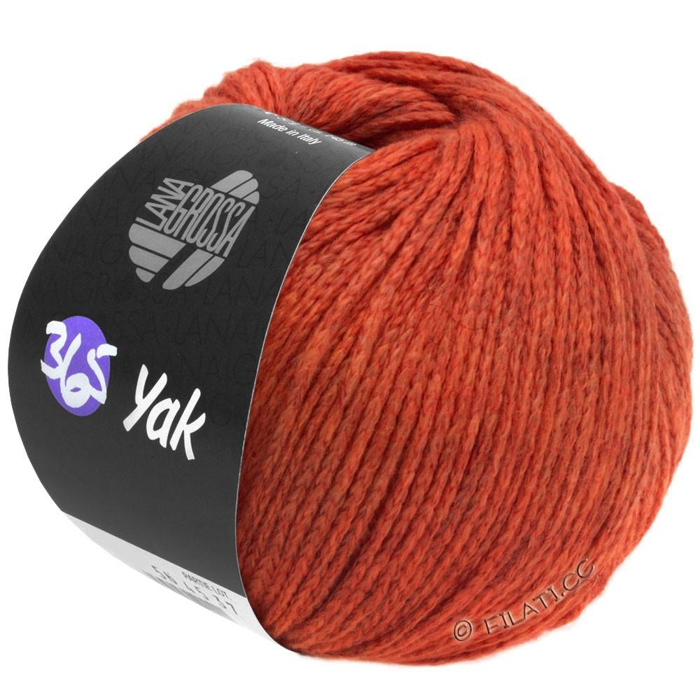 Lana Grossa 365 YAK   20-rood/donker rood