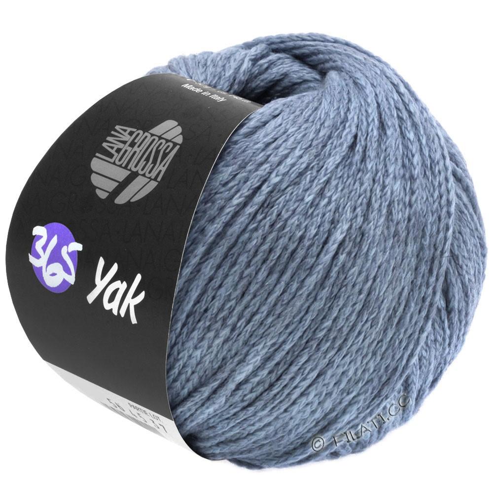 Lana Grossa 365 YAK   22-duifblauw/grijs