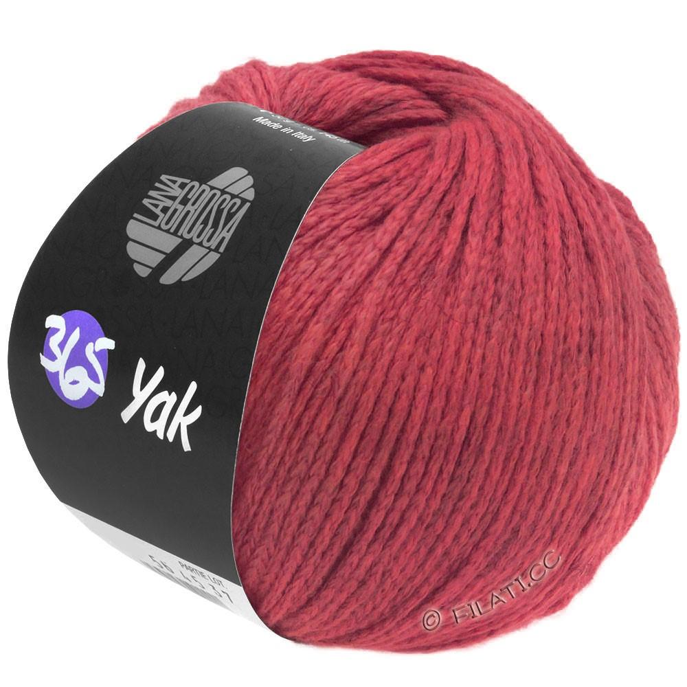 Lana Grossa 365 YAK   25-donker rood