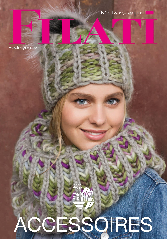 Lana Grossa FILATI Accessoires Uitgave 18 (NL)