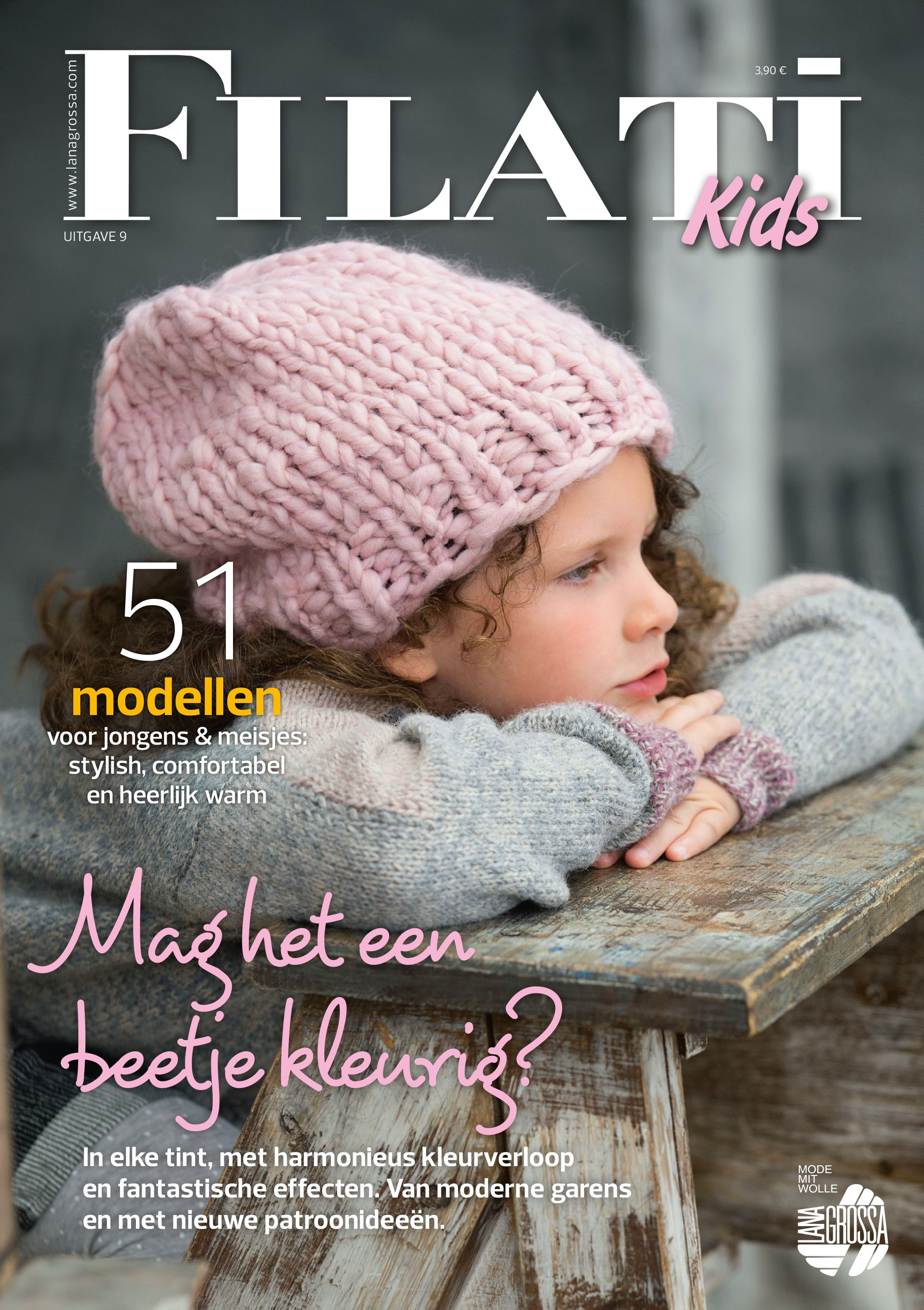 Lana Grossa FILATI Kids Uitgave 9
