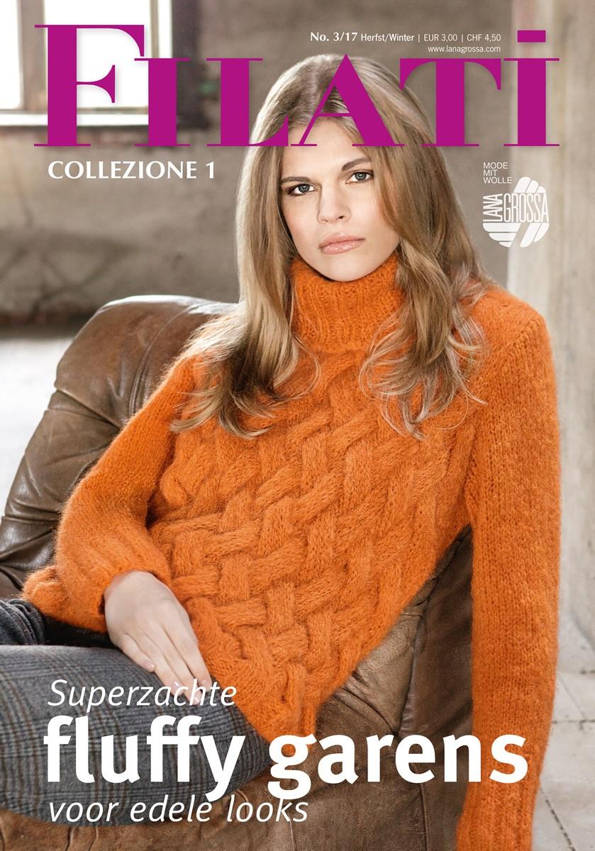 Lana Grossa FILATI COLLEZIONE Uitgave 3 (NL)