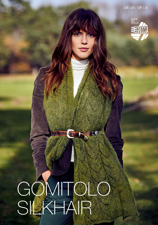 Lana Grossa GOMITOLO SILKHAIR Flyer (NL)