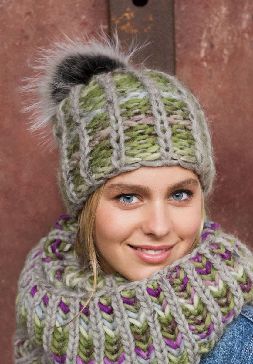 Lana Grossa MUTS Lei/Lei Tweed Color