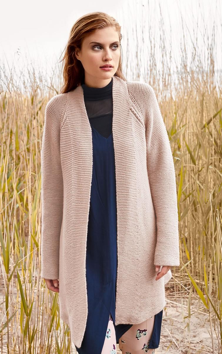 Lana Grossa VEST Cool Wool Cashmere