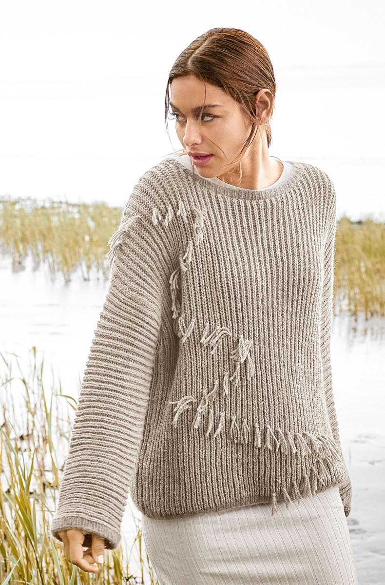 Lana Grossa TRUI  Cool Wool Alpaca/Splendid