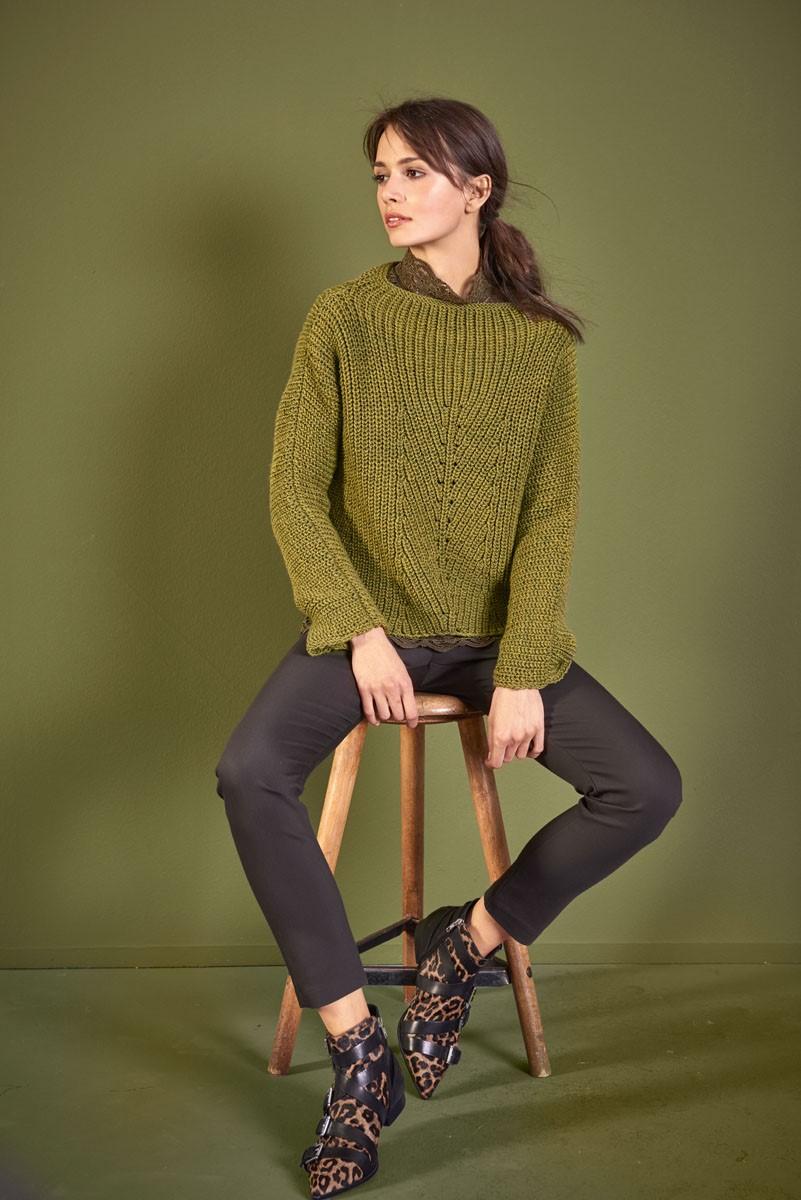 Lana Grossa TRUI Cool Wool Big Melange
