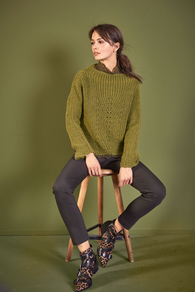 Lana Grossa TRUI Cool Wool Big Melange