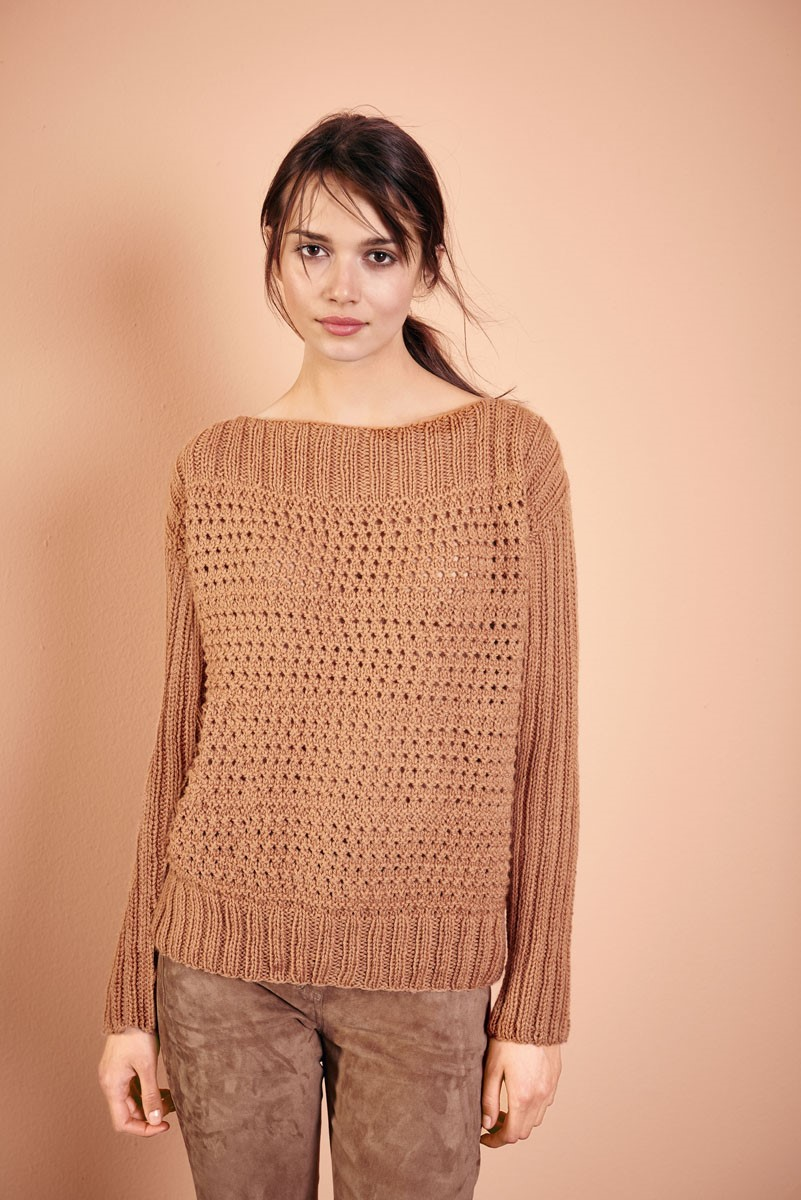 Lana Grossa TRUI Cool Wool Alpaca