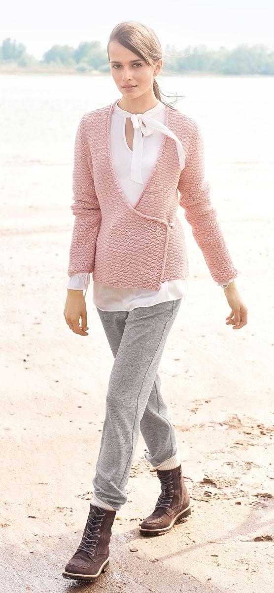 Lana Grossa VEST Cool Wool