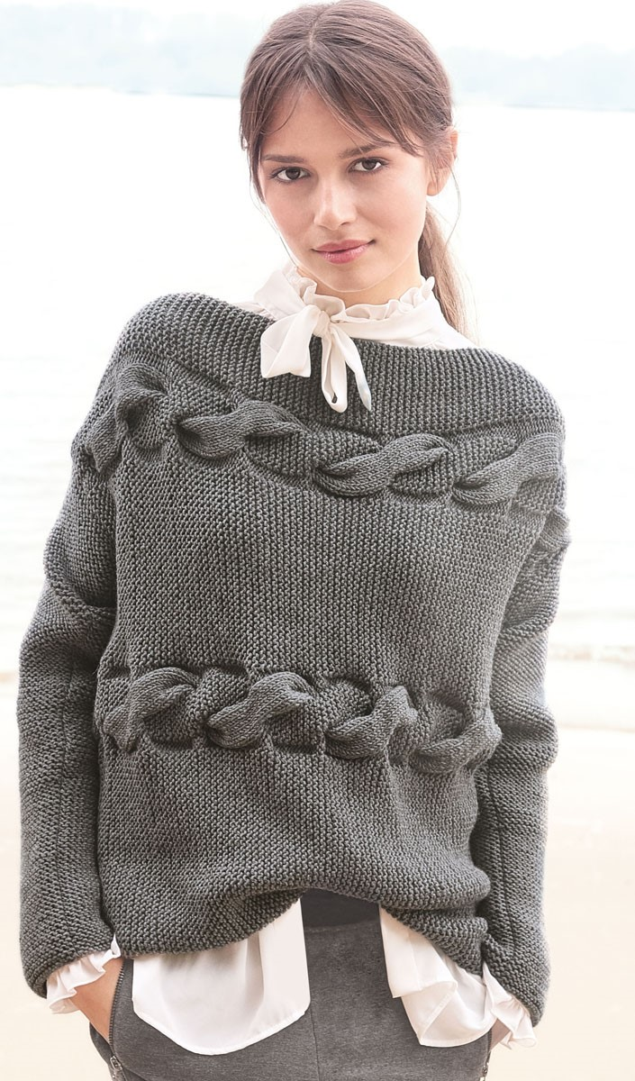 Lana Grossa TRUI Cool Wool Big