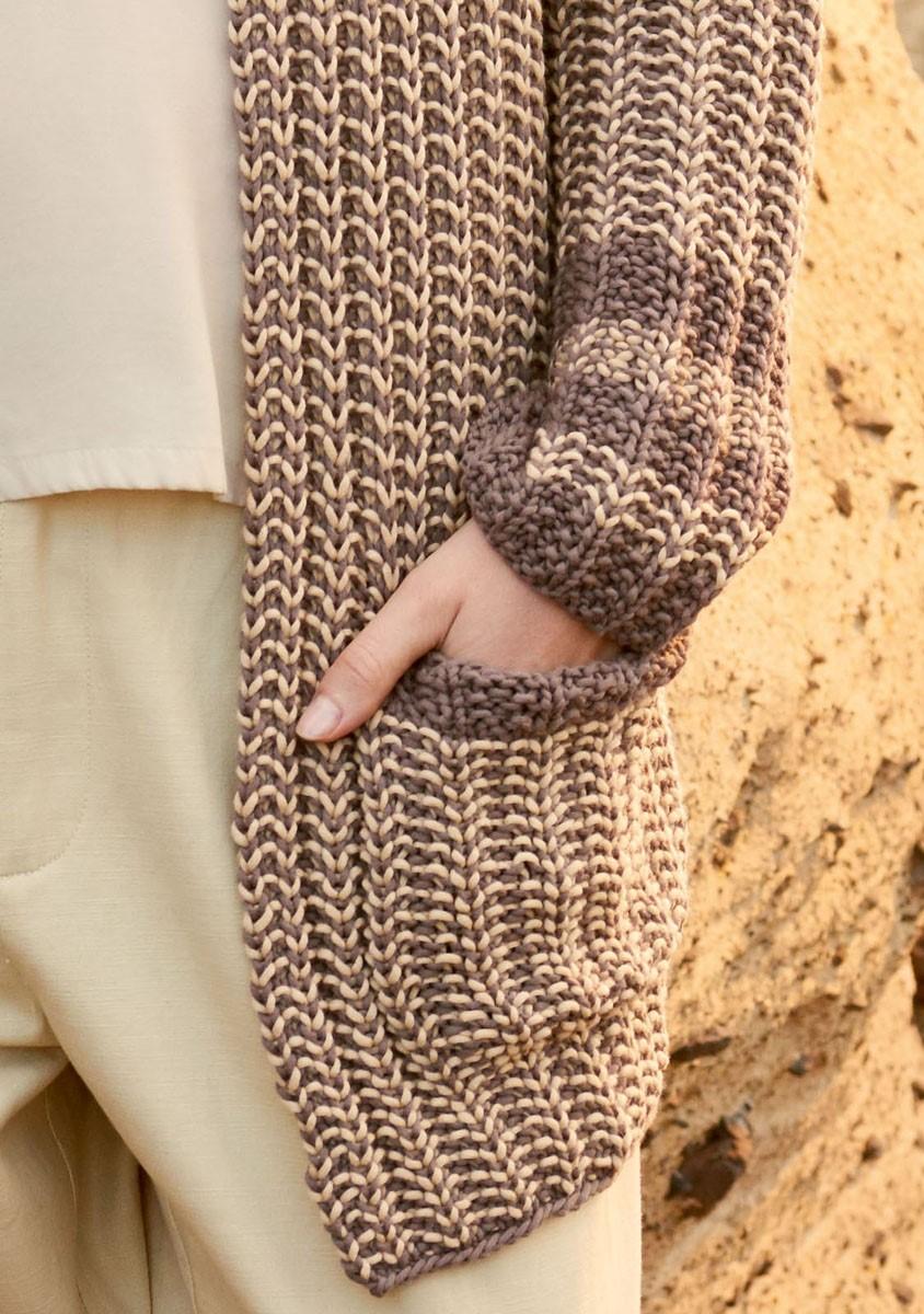 Lana Grossa VEST Only Cotton