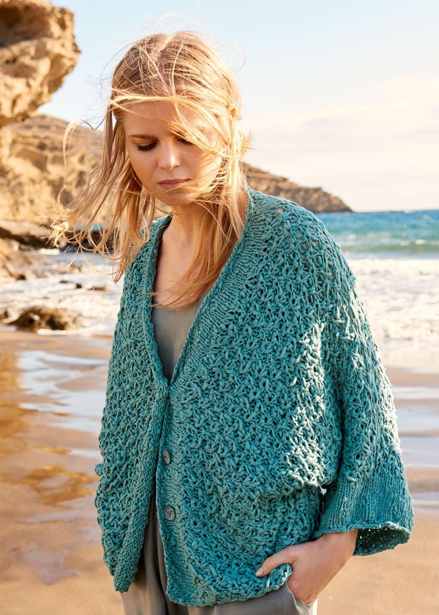 Lana Grossa VEST Cotton Style