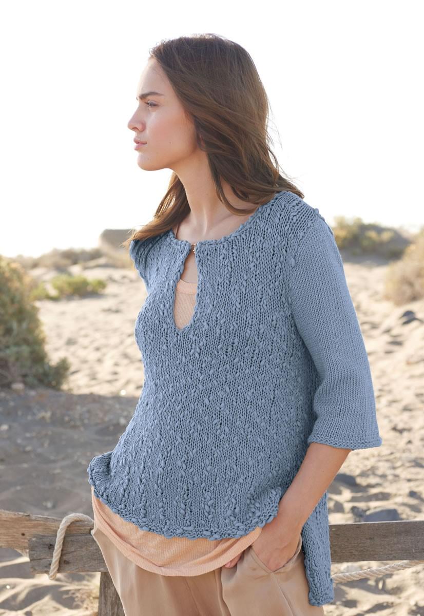 Lana Grossa TRUI MET SPLITTEN Only Cotton/Cotton Style