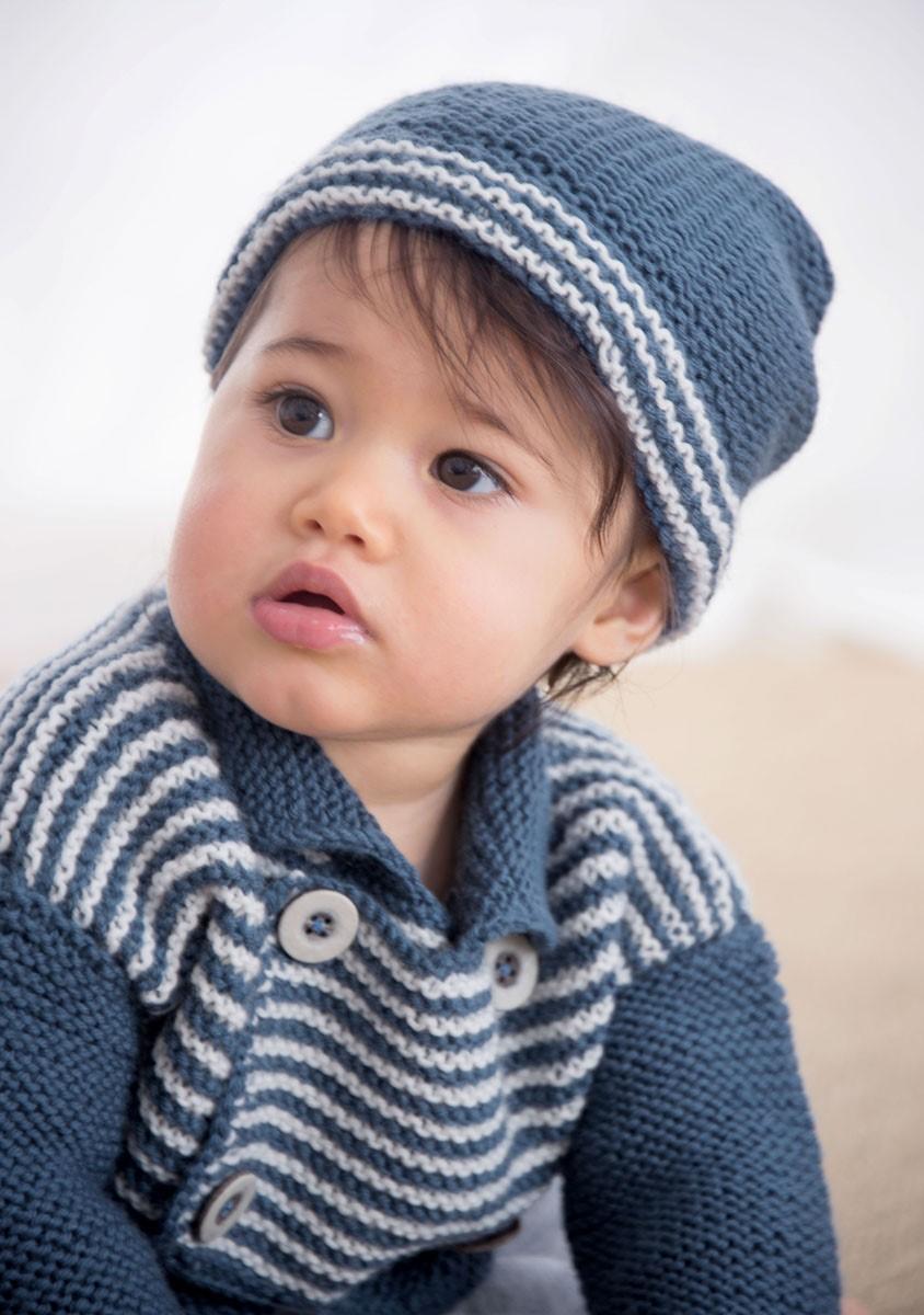 Lana Grossa VESTJE Cool Wool Big/Cool Wool Big Mélange