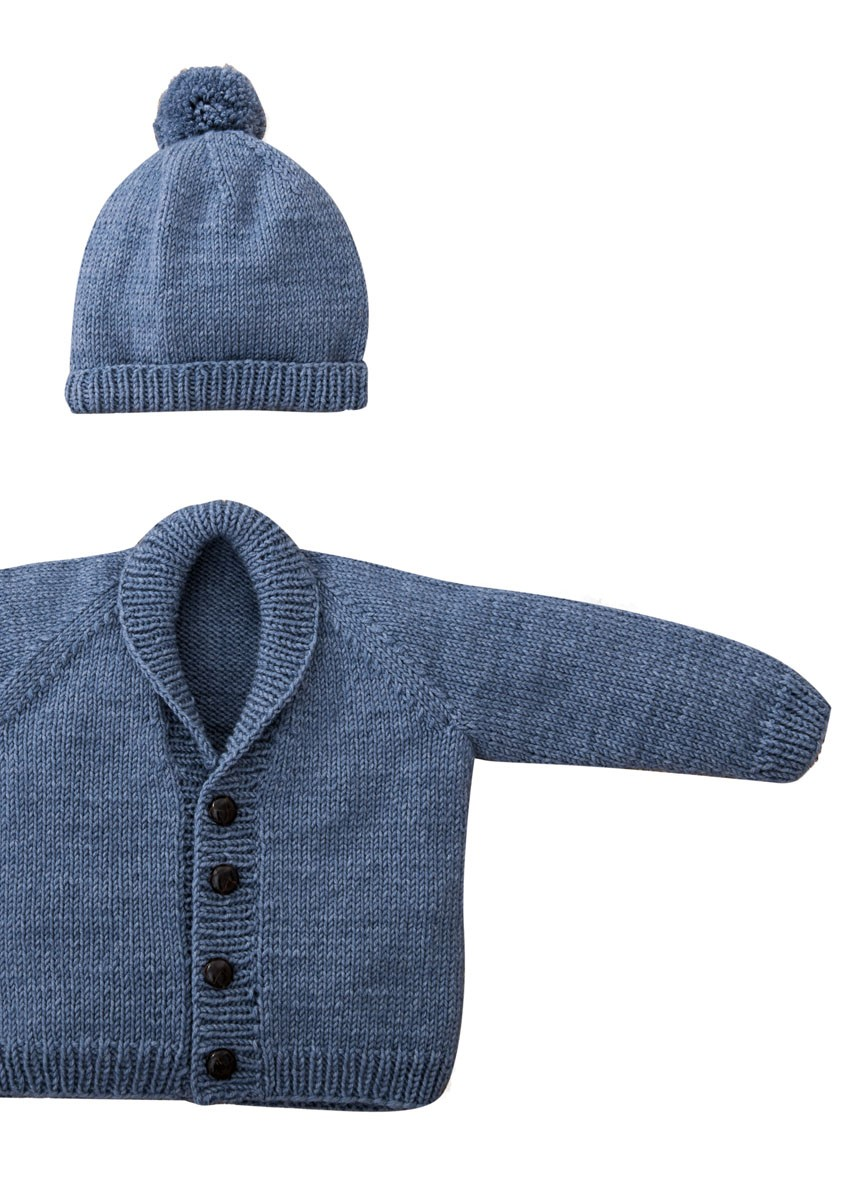 Lana Grossa VESTJE Cool Wool Big