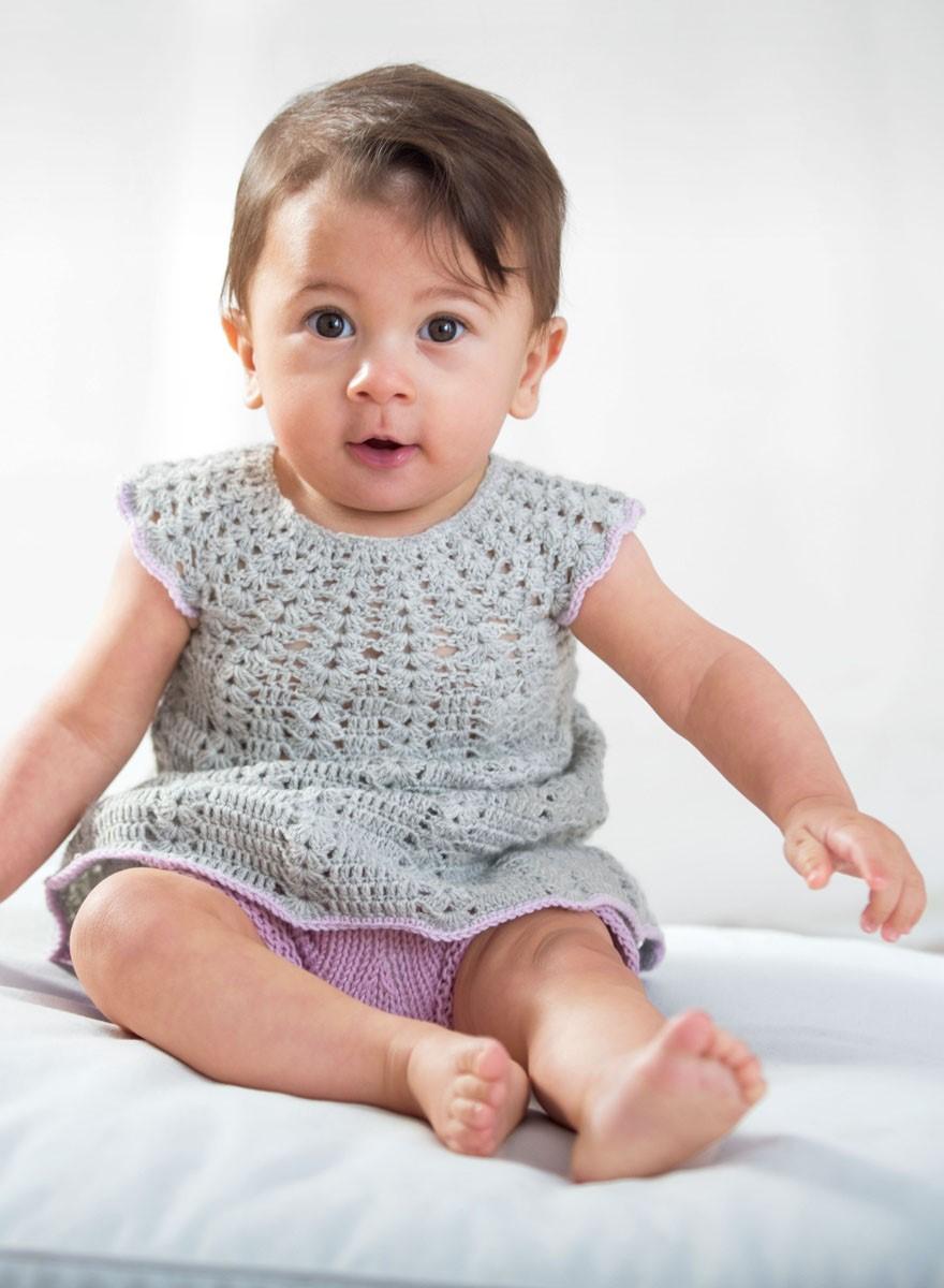 Lana Grossa JURKJE Cool Wool Baby